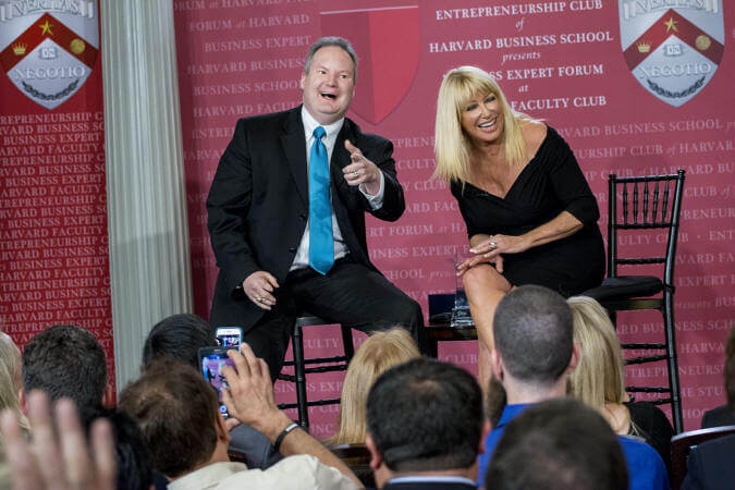 Kevin Fream Suzanne Somers